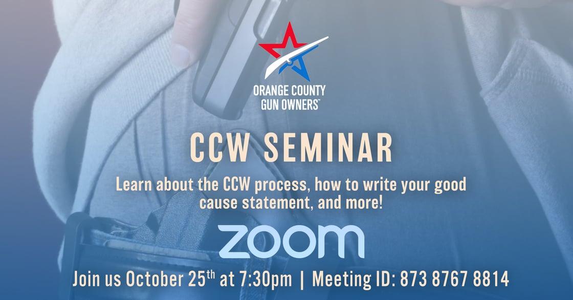Oct CCW